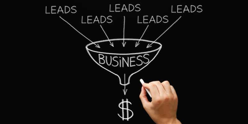 startup lead generation tips